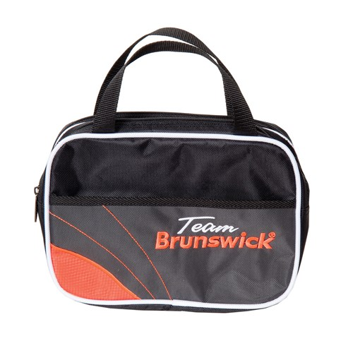 Brunswick Team Brunswick Accessory Bag Slate/Orange Main Image