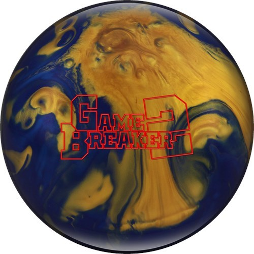 Ebonite Game Breaker 2 Gold X-OUT Main Image