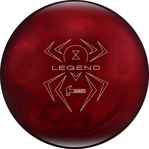 Hammer Black Widow Red Legend X-OUT Main Image