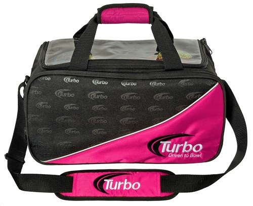 Turbo Tour Double Tote Pink Main Image