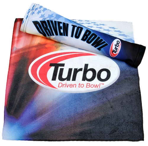 Turbo American Pride Compression Sleeve & Dye Sub Towel Main Image