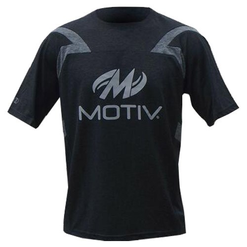 Motiv Mens Launch Jersey Charcoal/Grey Main Image