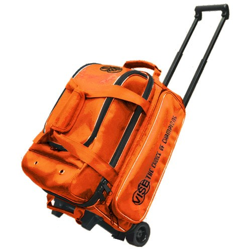 Vise 2 Ball Economy Roller Orange Main Image