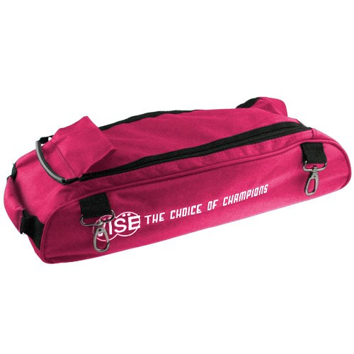 Vise 3 Ball Add-On Shoe Bag-Pink Main Image