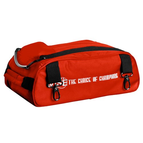 Vise 2 Ball Add-On Shoe Bag-Red Main Image