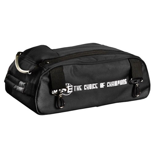 Vise 2 Ball Add-On Shoe Bag-Black Main Image