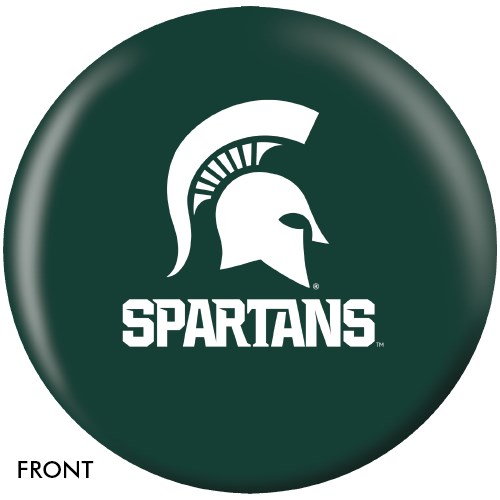 OnTheBallBowling Michigan State Spartans Main Image