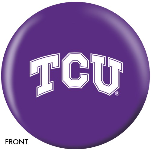 OnTheBallBowling TCU Horned Frogs Main Image