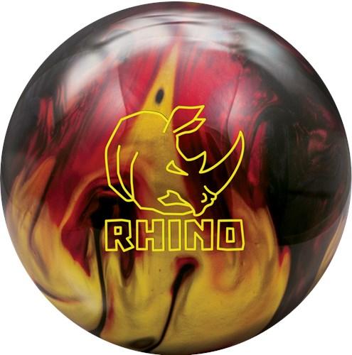 Brunswick Rhino Red/Black/Gold Pearl Main Image