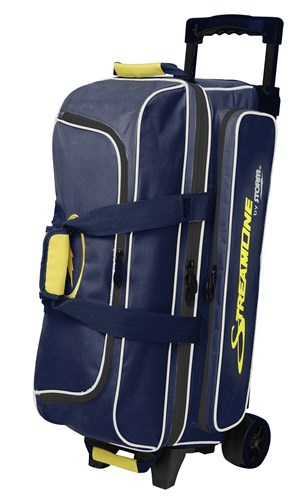 Storm Streamline 3 Ball Roller Navy/Grey/Yellow Main Image