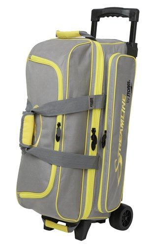 Storm Streamline 3 Ball Roller Grey/Black/Yellow Main Image