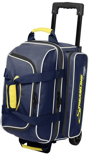 Storm Streamline 2 Ball Roller Navy/Grey/Yellow Main Image