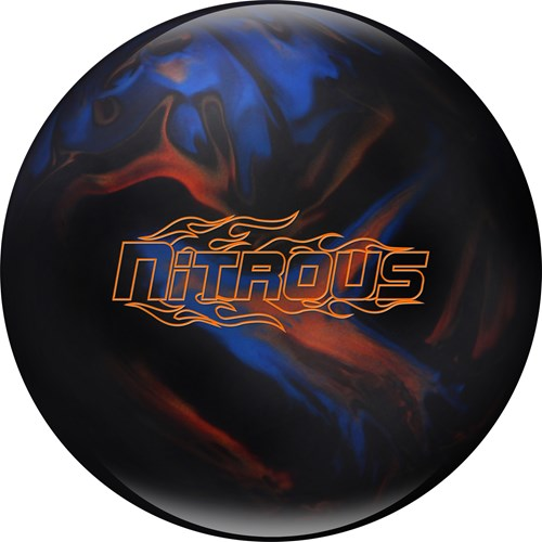 Columbia Nitrous Black/Blue/Bronze Main Image