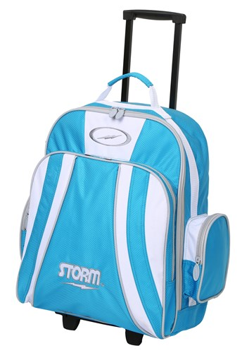 Storm Rascal 1 Ball Roller Blue/White Main Image