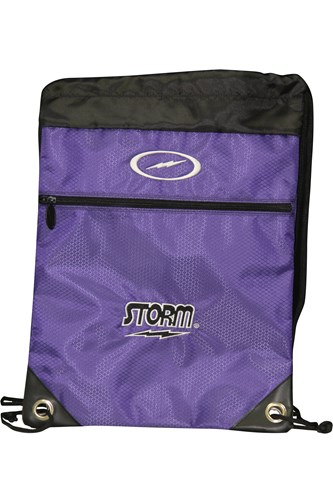 Storm String Backpack Purple Main Image