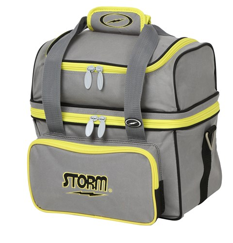 Storm 1 Ball Flip Tote Yellow/Grey Main Image