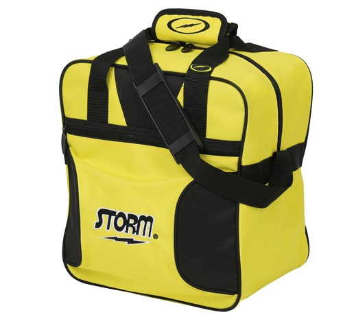 Storm Solo Single Tote Yellow/Black Main Image