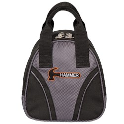 Hammer Plus One Carbon/Black Single Tote Main Image