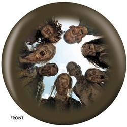 OnTheBallBowling The Walking Dead Zombie Circle Main Image