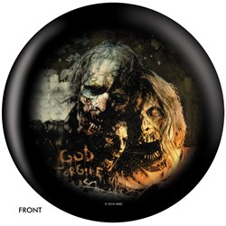 OnTheBallBowling The Walking Dead Logo Ball Main Image