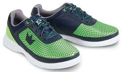Brunswick Mens Frenzy Navy/Green Main Image