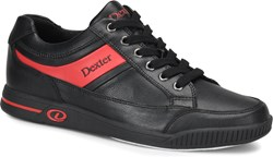 Dexter Mens Drew Black/Red Main Image