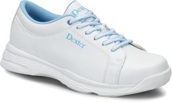 Dexter Womens Raquel V Jr. White/Blue Main Image