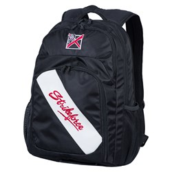 KR Strikeforce Fast Backpack Black/White Main Image