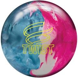 Brunswick Twist Sky Blue/Pink/Snow Main Image