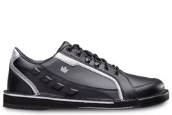 Brunswick Mens Punisher Right Hand Black/Silver Main Image