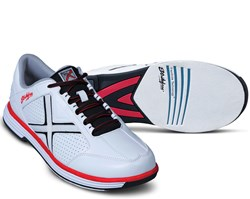 KR Strikeforce Mens Ranger White/Black/Red Main Image