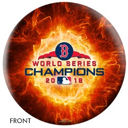OnTheBallBowling MLB Boston Red Sox 2018 World Series Champs Main Image