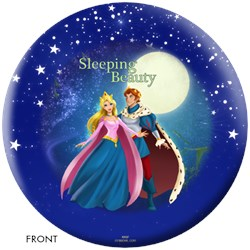 OnTheBallBowling Sleeping Beauty Ball Main Image