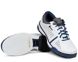 Hammer Mens Boss White/Navy/Grey Right or Left Hand Wide Main Image