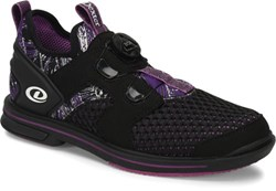 Dexter Womens DexLite Pro BOA Black/Purple Right Hand Main Image