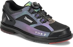 Dexter THE 9 HT BOA Black/Colorshift Unisex Wide Right Hand or Left Hand Main Image