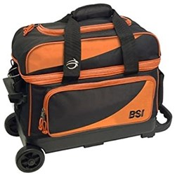 BSI Prestige Double Roller Black/Orange Main Image