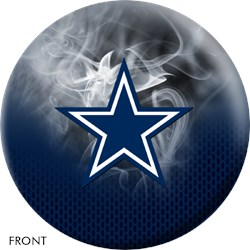 KR Strikeforce NFL on Fire Dallas Cowboys Ball Main Image