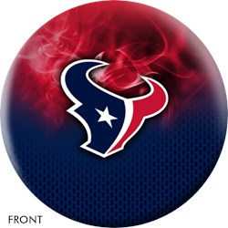 KR Strikeforce NFL on Fire Houston Texans Ball Main Image
