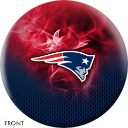 KR Strikeforce NFL on Fire New England Patriots Ball Main Image