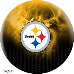KR Strikeforce NFL on Fire Pittsburgh Steelers Ball Main Image