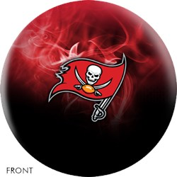 KR Strikeforce NFL on Fire Tampa Bay Buccaneers Ball Main Image