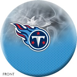 KR Strikeforce NFL on Fire Tennessee Titans Ball Main Image