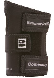 Brunswick Command Positioner Black Leather LH Main Image
