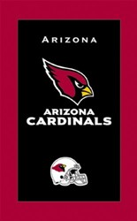 KR Strikeforce NFL Towel Arizona Cardinals Main Image