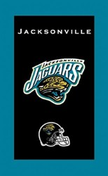 KR Strikeforce NFL Towel Jacksonville Jaguars Main Image