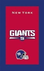 KR Strikeforce NFL Towel New York Giants Main Image