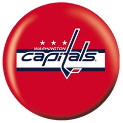 OnTheBallBowling NHL Washington Capitals Main Image