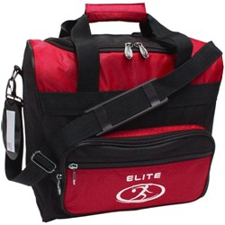 Elite Impression Single Tote Red/Black Main Image