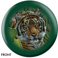 OnTheBallBowling Nature Tiger Main Image